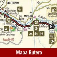 Banners Informativos - Mapa Rutero